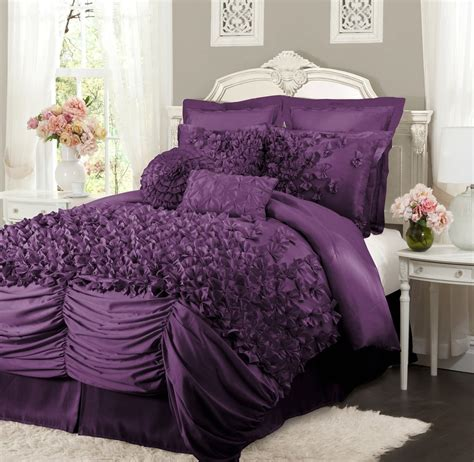 purple coverlets purple bedding sets single in inspiring image purple