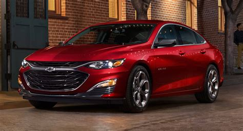 2019 chevrolet malibu 2019 chevrolet malibu arrives with styling refresh and new