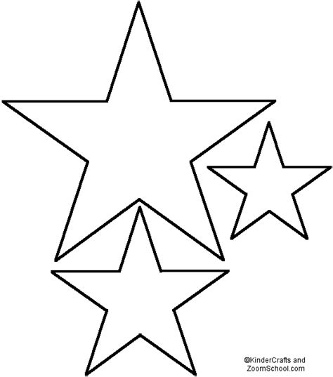 lincoln penny pendant star template enchantedlearning com