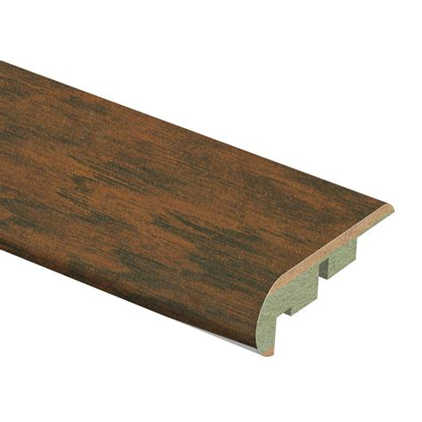 zamma lakeshore pecan 3 4 in thick x 2 1 8 in wide x 94