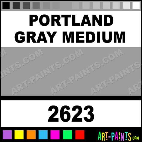 portland gray medium gamblin paints 2623 portland gray medium paint portland gray
