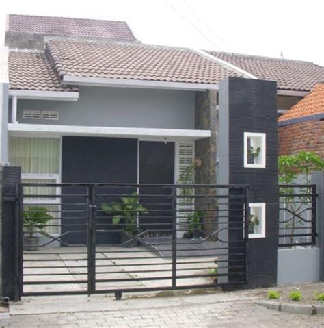 desain depan rumah type 21 berikut adalah gambar tak depan dari desain rumah