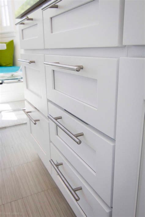 white kitchen cabinet handles most dramatic transformation 2014 hgtv