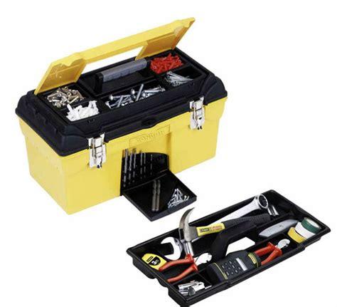 cassetta attrezzi stanley cassetta degli attrezzi cosa metterci guida per casa