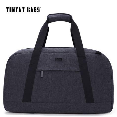 tinyat new travelling bag 40l travel luggage bag large capacity handbags casual