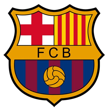 barcelona fc logo fc barcelona logo by kane218 on deviantart