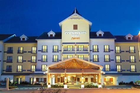 inns of spain courtyard by marriott port of spain in hotel