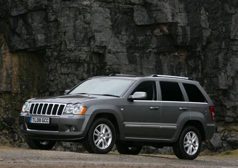 2008 Jeep Grand Overland Automobile Jeep Grand Overland Uk Version 2008