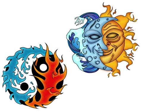 fire and water tattoo designs don t miss these amazing water designs and their