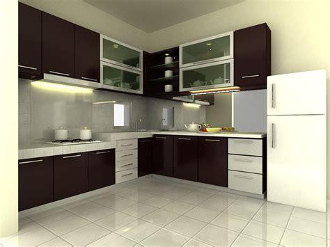 Kabinet Per Meter Kontraktor Interior Rumah Harga Kitchen Set Minimalis