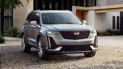 Cadillac New For 2020 by 2020 Cadillac Xt6 Caddy Makes Its Overdue Return To The