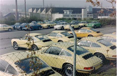 Vintage Porsche Factory Pics Iedei
