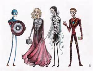 the avengers numerik