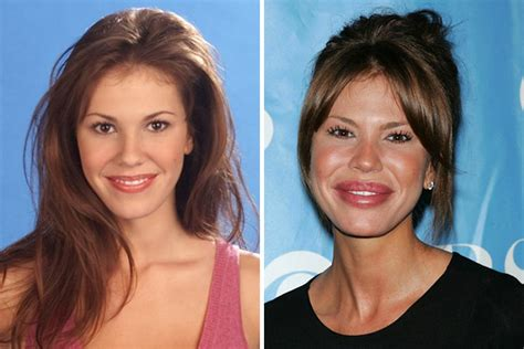 nikki cox before and after plastic surgery 15 shocking plastic surgery fails celebrity plastic surgery