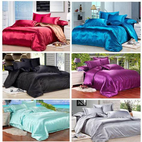 wine colored comforter sets aliexpress com buy silk bedding set wine red color