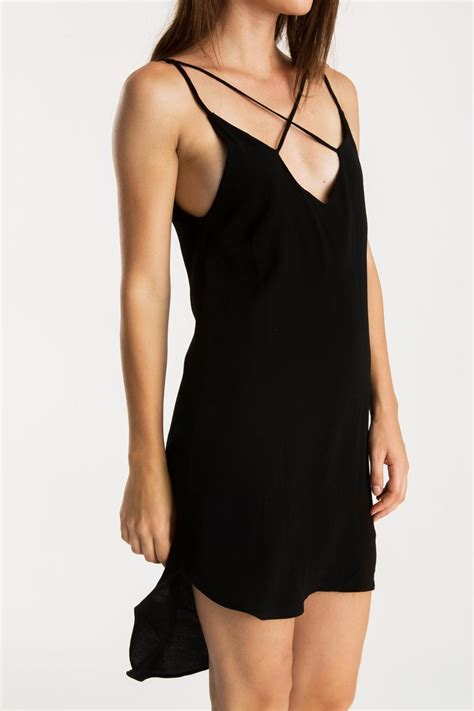Tania Dress Black black tania dress shoptiques