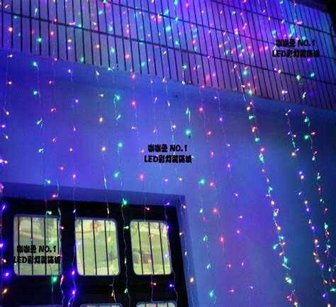 led christmas lights wholesale wholesale led curtain lights christmas decoration light