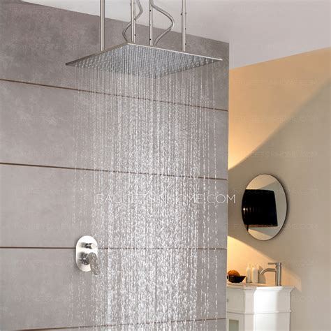 designer faucets bathroom designer square shaped hanging bathroom top shower faucets
