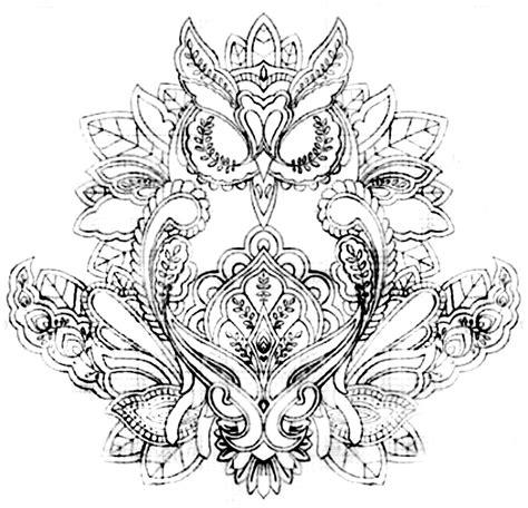 henna owl tattoo owl mehndi henna design henna designs