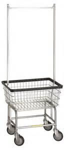 laundry cart standard laundry cart w pole rack laundry carts