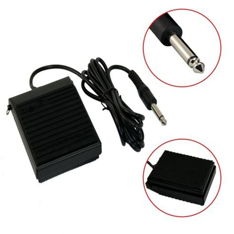 Sustain Pedal Keyboard Piano Digital Dan Synthesizer Cherub Wtb 005 buy cherub keyboard der sustain pedal with polairty switch from our accessories range