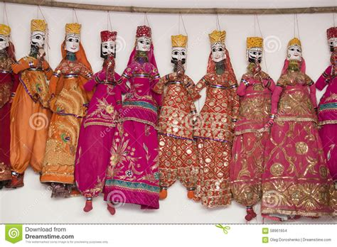 Handmade Puppets For Sale - colorful handmade puppets india stock photo image 58961654