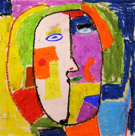 pablo picasso cubist faces cubist faces pces room