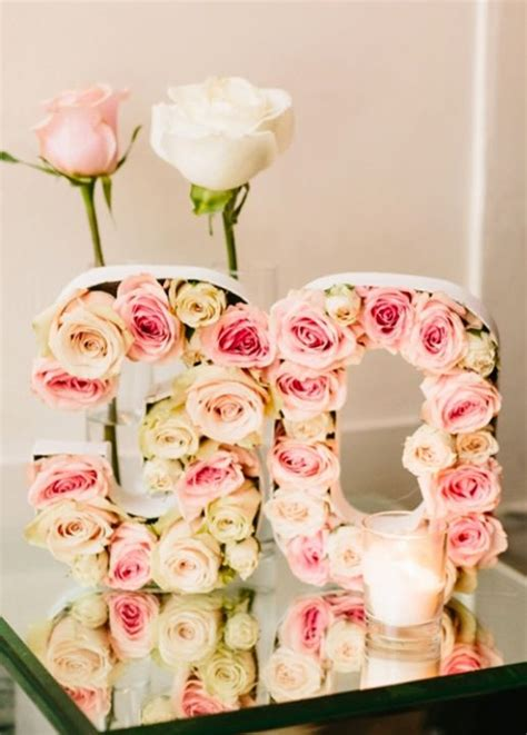50th Birthday Party Ideas Decorations 23 Cute Glam 30th Birthday Party Ideas For Girls Shelterness