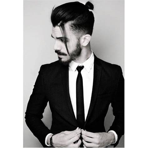 new mens knot hairstyles latest men s hairstyles the top knot