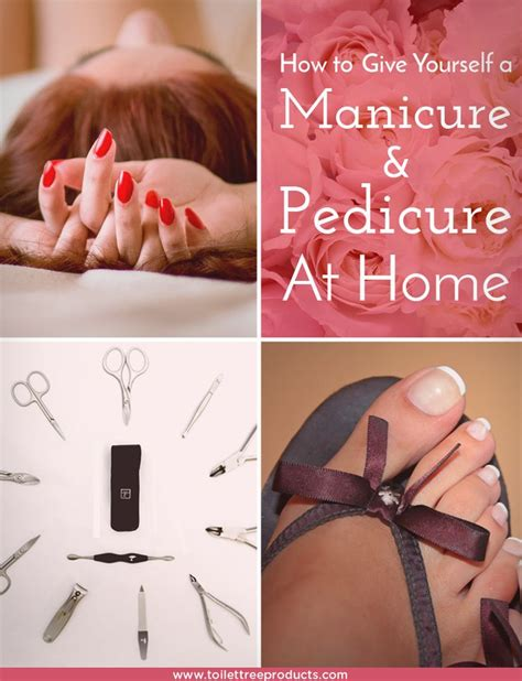 Pedicure Steps With Pictures