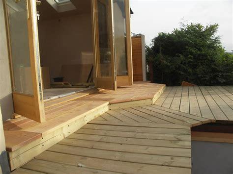 Decking Detail gardens sorted decks platforms and seating areas
