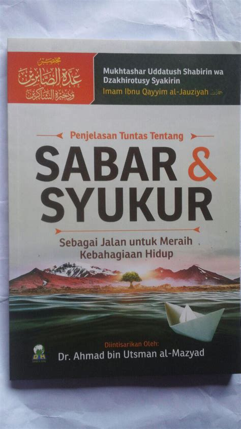 Fatwa Fatwa Terkini 3 Darul Haq buku penjelasan tuntas tentang sabar dan syukur