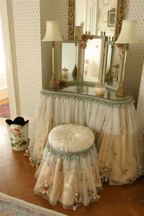 how to a dressing table skirt tulle dressing table diy projects