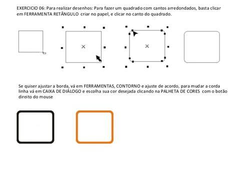 tutorial corel draw basico apostila do corel draw tutorial b 225 sico roger jos 233