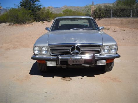 1973 mercedes 450 slc 450slc for sale mercedes 400
