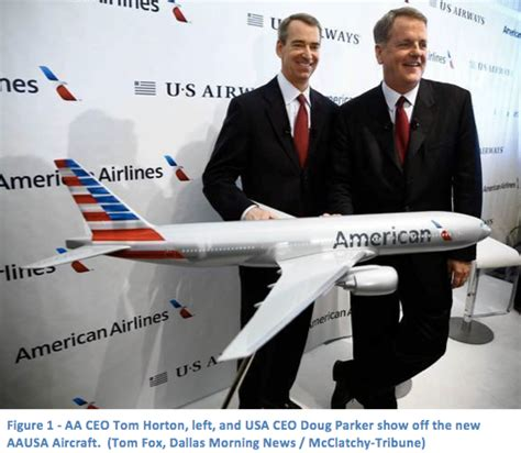 us airways american airlines merger implications the stengel angle how certain is an american airlines u s airways merger