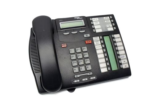 Office Telephones by Nortel Networks T7316e Nt8b27jaaae6 Business Office Phone