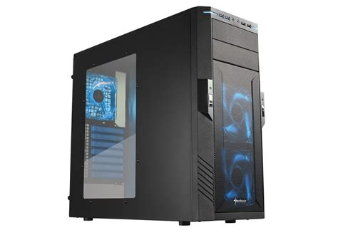 sharkoon t28 atx miditower blue 4044951012381 t s bohemia