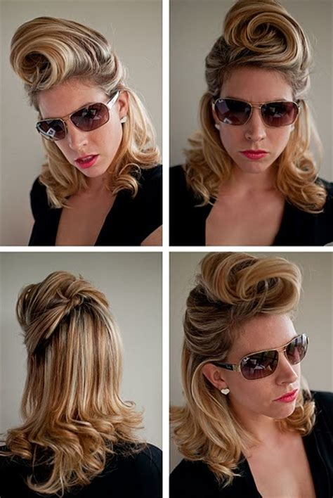 movie themes for hair styles 17 best ideas about grease hairstyles on pinterest retro