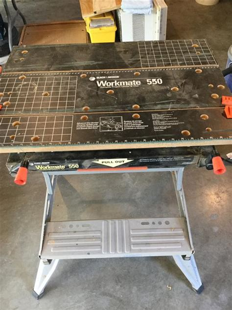 black and decker workmate 550 black and decker 550 workmate east