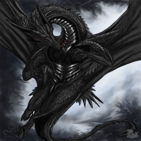 dark dragon wallpaper widescreen black dragon widescreen background wallpapers 10156