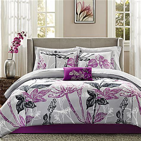 jcpenney twin comforters jcpenney madison park nicolette 9 pc complete bedding set