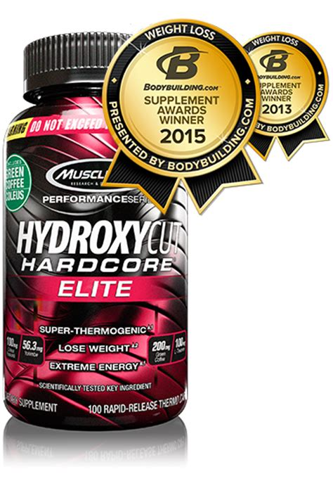u weight loss vernon hydroxycut elite muscletech