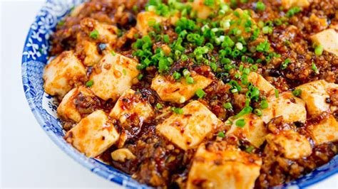 Thanksgiving Side Dishes by Mapo Tofu Recipe Chinese Recipes Pbs Food