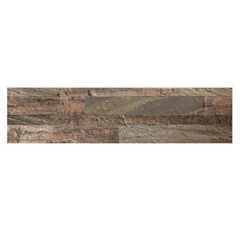 rock backsplash faux stone tin lowes home depot kitchen shiplap aspect 24 in x 6 in peel and stick stone decorative