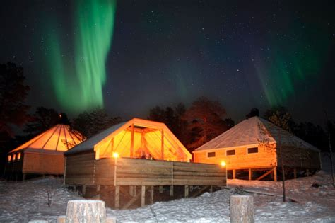 Cabins In Tromso by Northern Lights At Malangen Resort