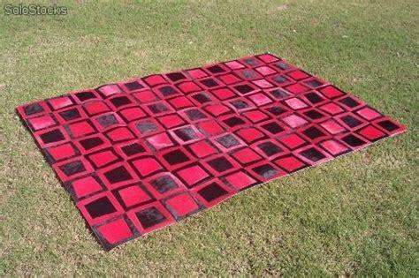alfombras de cuero de vaca alfombras multicolor patchwork de cuero de vaca con pelo