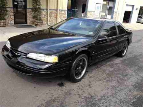 find used 1997 ford thunderbird lx coupe 2 door 4 6l in spartanburg south carolina united