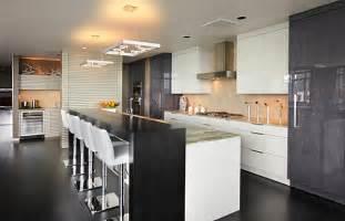 island bar ideas chic kitchen bar metal kitchen bars