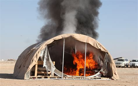 should the tent be burning like that a professional ã s guide to the outdoors books photos